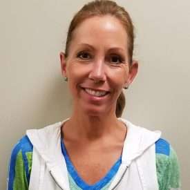 Portrait of Dr. Erin E. Malley - Director of Psychiatry • Bedford & Somerset