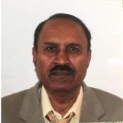 Portrait of Dr. Mukundam Veerabathini - Psychiatry for Children and Adolescents • Richland & Altoona