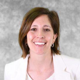 Portrait of Elissa Nulton - Director of Forensic Programs