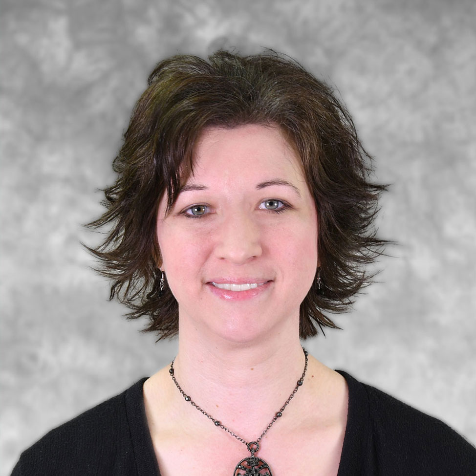 Portrait of Mandy Troxell - Director of Family Based Mental Health Services